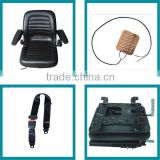 Deluxe agricultural machinery spare part 4 seat utv seat with high back and vinlyl cover(YY13)