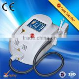 TUV/CE approved 10 bars 808nm diode laser hair removal beauty device with 15*25 mm big spot