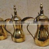 Dalla Ratlan arabic coffee pot,arabian coffee pot,arabic coffee pot,dalla arabic,dalla dubai, brass coffee set , BRASS DALLAH