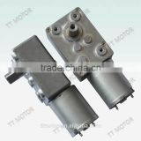 High quality 24v dc worm gear motor