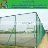8 feet 50*50mm tennis court and ball court fencing, high quality galvanized chain link mesh