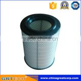 17801-2960 truck air filter for Hino