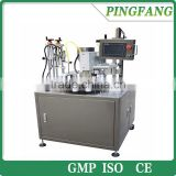 HX-006 Automatic Filling And Sealing Machine,Filling Sealing Machine For Plastic tube sealing , aluminum plastics