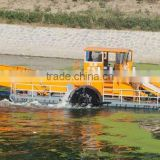 QG-5000 Aquatic weed harvester/Garbage salvage ship/ Aquatic plants harvesting machinery
