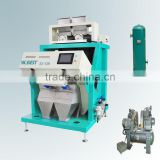 Intelligent Multifunction Color Sorter With Advanced Technology