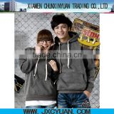 high quality wholesale plain sweatshirt with hoody pullover for men and women unisex cheap hoodies with pocket