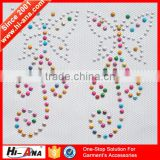 hi-ana rhinestone1 Know different market style Fancy strass motif hotfix rhinestone design
