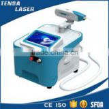 500w high performance q switch nd yag laser tattoo removal machine 2016