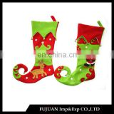 Hotsale custom make christmas festival christmas product boot for christmas gift ideas