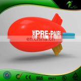 3.5m Balloon Type Inflatable Rental Blimp Helium Blimp For Sale Shape Balloon