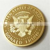 Free samples sales top quality coin gold metal coins