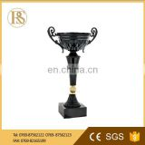 Custom high-end Metal Cup Award Trophy With Marble Base