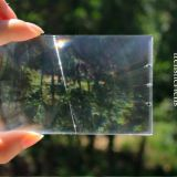 Fresnel lens for 4.0 inches projector magnifying lens optical lens type there