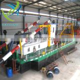 Kaixiang 6 inch high quality Cutter Suction Dredger machine from China in sale