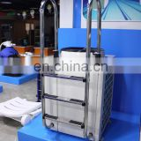 Inflatable China Factory Produce 3 Step, 4 Step Ladder for Swimming Pool With Plastic Step