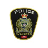 Canadian Police Patches
