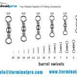 Barrel-Swivel-Fishing-Connection-Accessories-Terminal-Tackle-TERMINALPRO