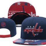 Washington Capitals Snapback Cap