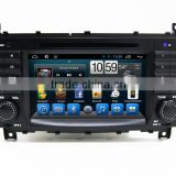Manufacturer 1080P Touch Screen Quad Core Car DVD Player for BENZ B200 with GPS/Bluetooth/TV/3G