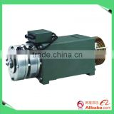 elevator motor machine, permanent magnet motor for elevator, elevator gearless traction machine