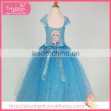 Fairy light muslin and silk fabric prom gauze dress halloween costume
