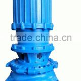 Factory price electric submersible slurry pump with agitator