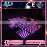 2015 ACS LED Interactive Video Dance Floor display