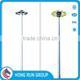 3m-15m Stainless Steel Lamp Pole for Electric Pole Or Lighting Pole Used in Community from Verified Manufacturers