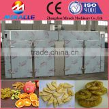 Fully automatic hot air pepper drying oven/box drying car for food fast and uniform drying procedure