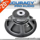 18 Inch Custom Steel Paper Cone Speaker Woofer ET-18160
