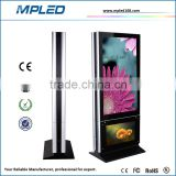 The most popular LCD advertise equipment Different version of LCD AD Player Control in group