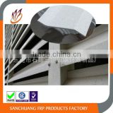 fiberglass angle beam & fiberglass window profile