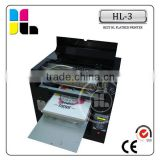 Inkjet Flatbed Printer,Cotton Fabric Printing Machine, Digital Inkjet Printer For Textile