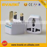 European standard 220v to 110v 250v to 110v plug adapter,universal travel adapter USA to Euro Plug Adapter Hot Selling