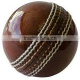 Match Cricket Ball Top Quality White Stitching