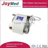 Portable E Light (IPL+RF) Skin Rejuvenation Beauty Equipment Wholesale Improve Flexibility