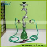 High quality arab shisha led glass electric hookah prices