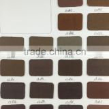 1.4mm Factory Stock High Quality PU Suede Microfiber Leather For Sofa,Belt