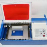 small and cheap CO2 laser engraving machine with CE,FDA certification of Dowell