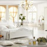 modern furniture princess bedroom / Korean hand carved bedroom HT10