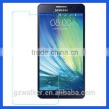 Wholesale cell phone tempered glass screen protector for Samsung Galaxy A5