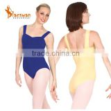 Multicolor Camisole Leotards gymnastic wear dance wear