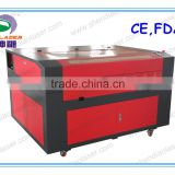 SD-1290 Hobby CNC laser cutting machines 80W 100W, USB support, DSP control system, red dot New