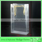 Customized clear cheap plastic ice bag for wine                                                                         Quality Choice