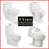 2016 hot sales wash down one piece toilet commode chaozhou siphonic cheap toilet                                                                         Quality Choice