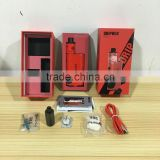 Kanger 7ml big capacity Dripbox 60w 18650 box mod kit bottom top filling from Kangertech