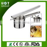 304 Stainless Steel Potato Press, Potato Masher, Potato Ricer