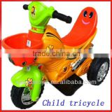 New design nice appearance musical bee child tricycle