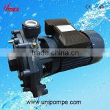 Double impeller centrifugal pump electric motor pump