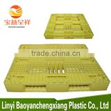 1300X1100X150mm Transportation and wrapping plastic ventilation pallet